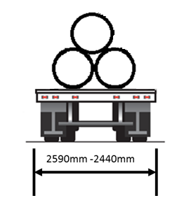 flat bed truck