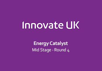 Innovate UK Energy Catalyst Mid Stage - Round 4