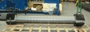 producing high strength pipe