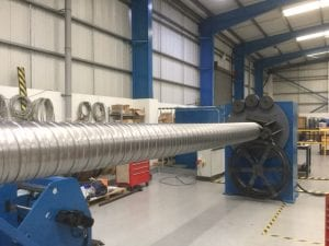 4m pipe SPS