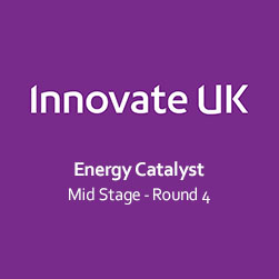 Innovate UK Energy Catalyst Mid Stage - Round 4